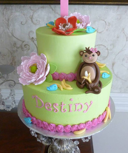 Two Tier with Monkey