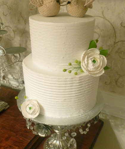 Two Tiers with Birds