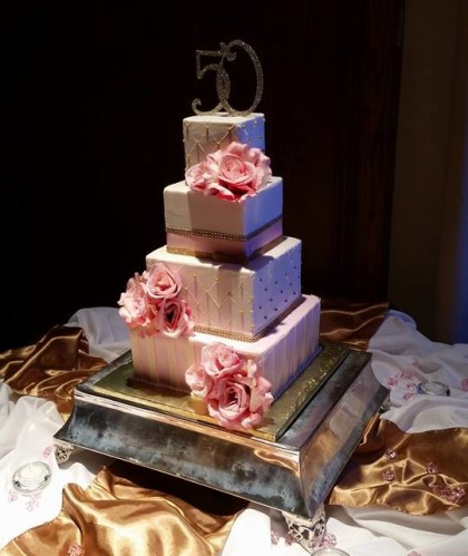 Four Tiers – 50th Anniversary