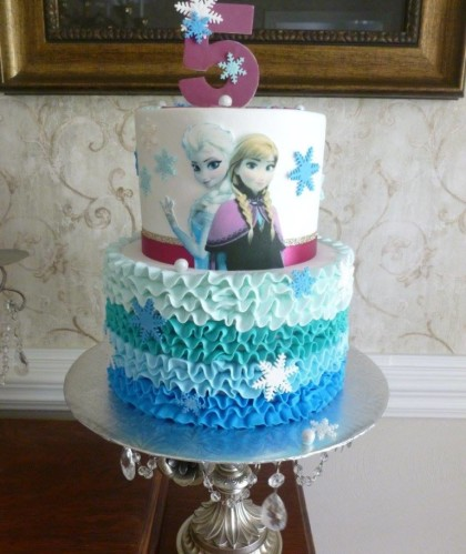 Frozen Two-Tier