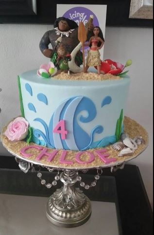 Moana Characters - Cakes by Crystal